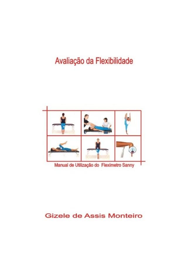 Avaliação da Flexibilidade   02