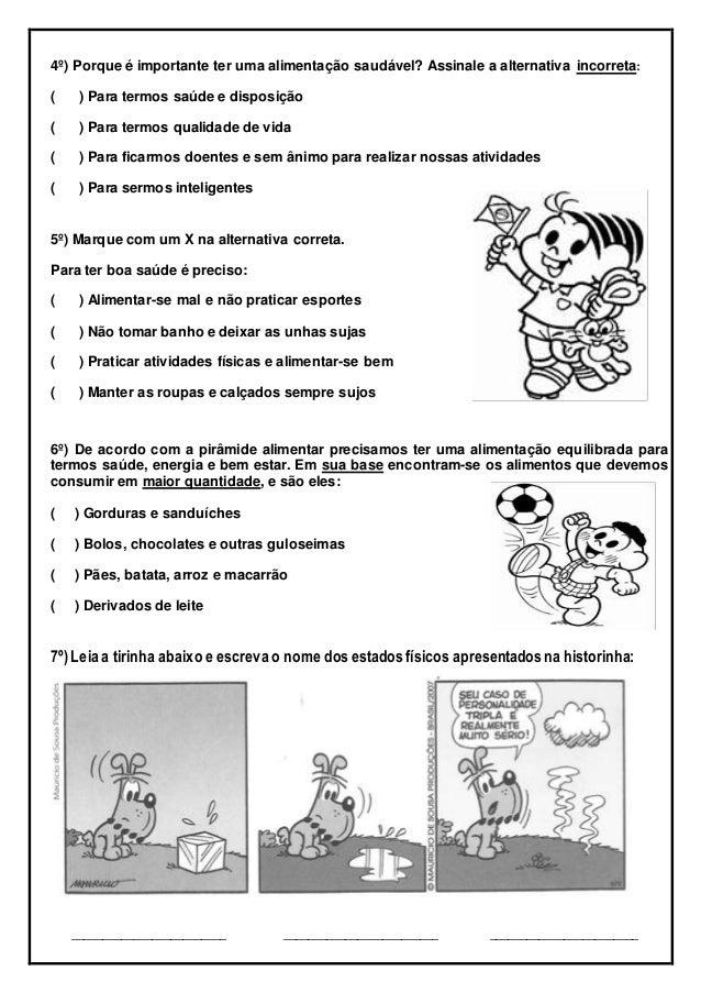 Excepcional Avaliação de Ciências Escola Edite Porto 2013 VB53
