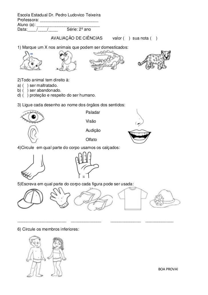 Escola Estadual Dr. Pedro Ludovico TeixeiraProfessora: _________________________Aluno (a): ___________________________Data...
