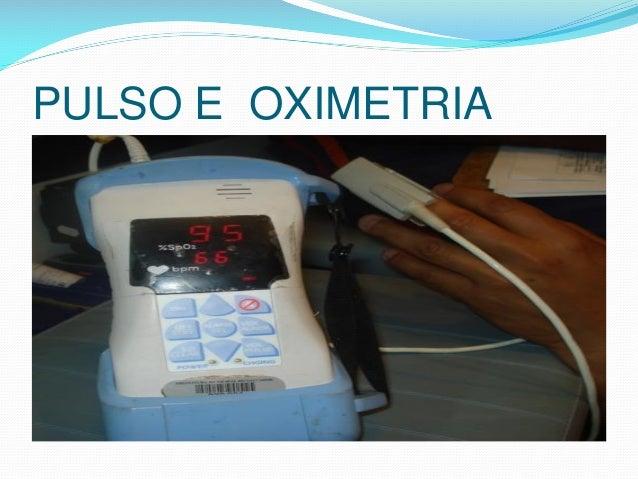PULSO E OXIMETRIA