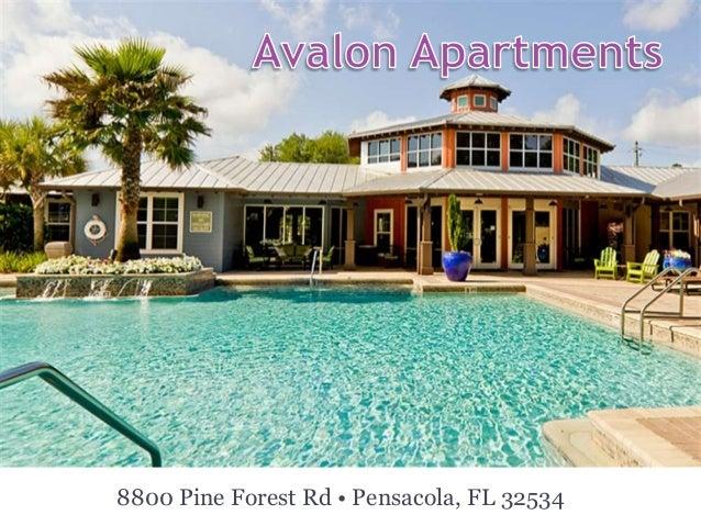 Avalon Apartments Pensacola Fl