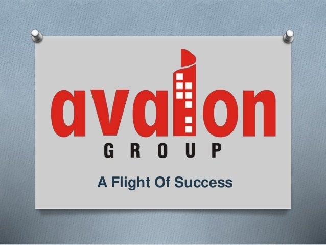 A Flight Of Success