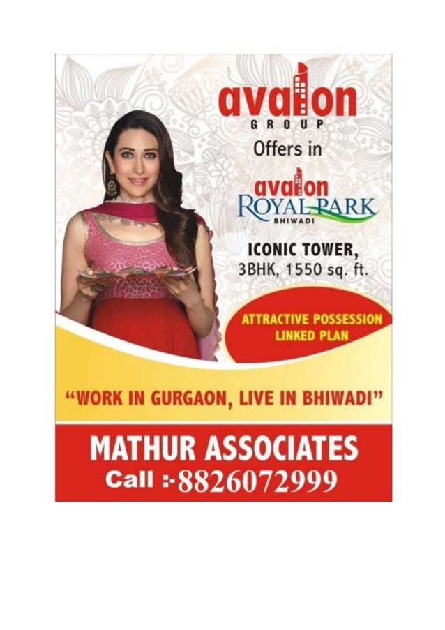 avafion  GROUP  Offers in CIVCIQOII  K3'. (:? :I#£'S  ICONIC TOWER,  3BHK,  1550 sq.  ft.   ATTRACTIVE POSSESSION lv LINKED...