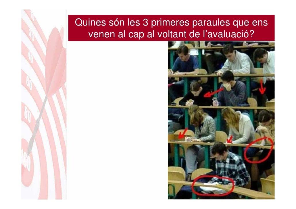 Avaluació competencial maig 2012 Slide 3