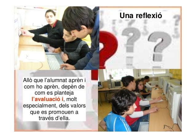 Avaluar per aprendre. Neus Sanmartí. Departament d'Educació. Disponible a l'adreça: www.xtec.cat/edubib