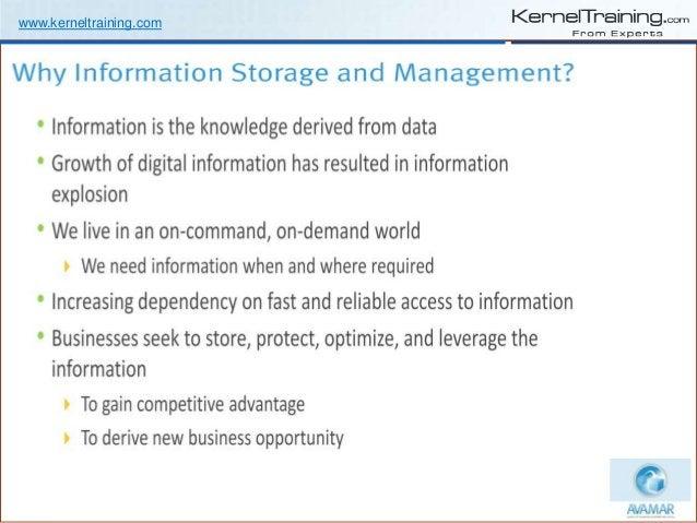 www.kerneltraining.com Automation: