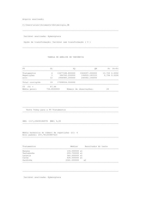 Arquivo analisado:  C:UsersalunoDocumentsEntomologia.DB  -----------------------------------------------------------------...