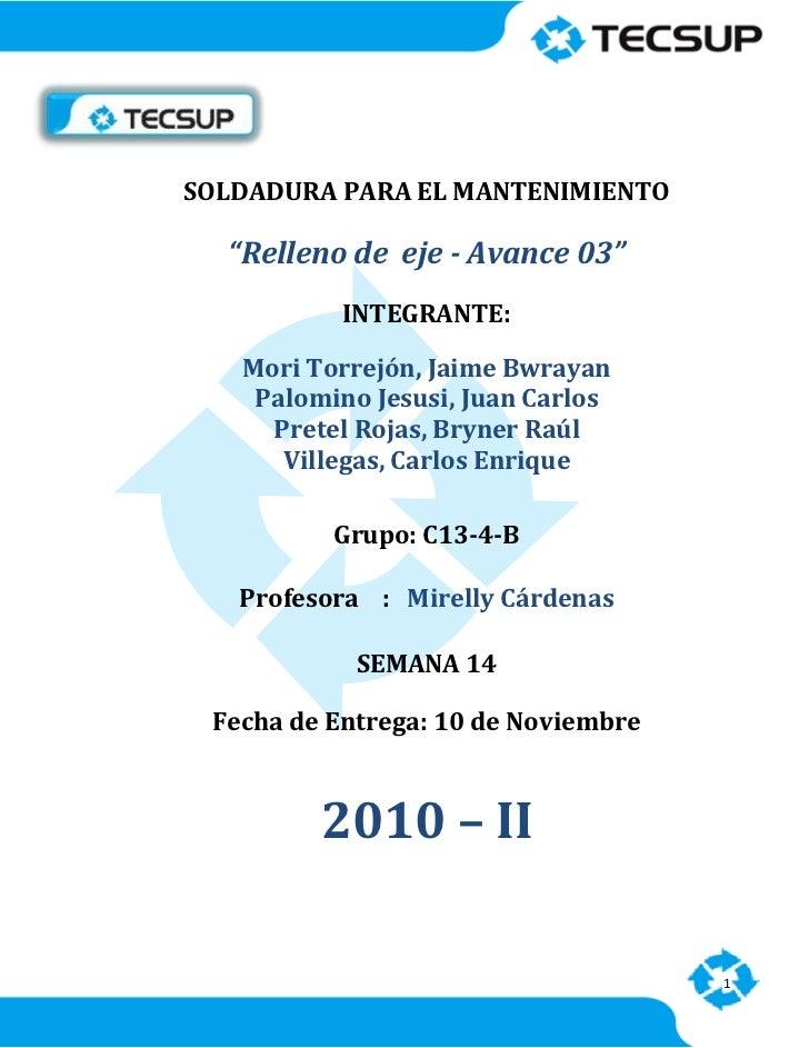 Avance 3