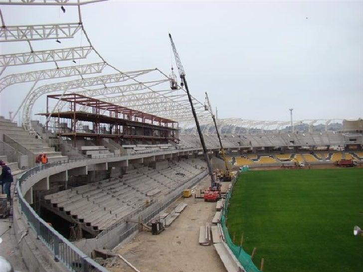 Avances Estadio Coquimbo