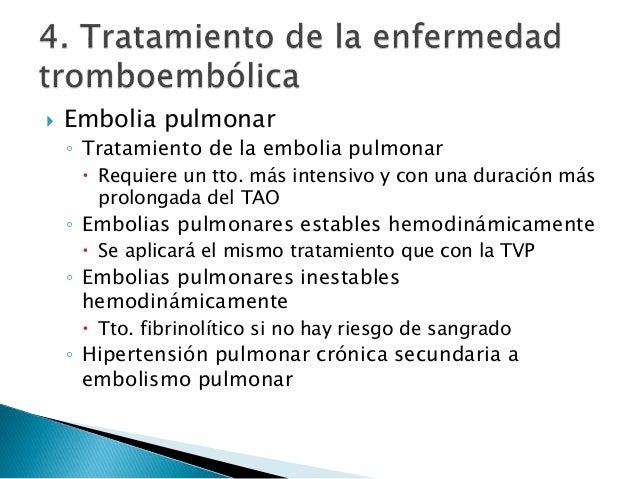 Los pepinos a la tromboflebitis