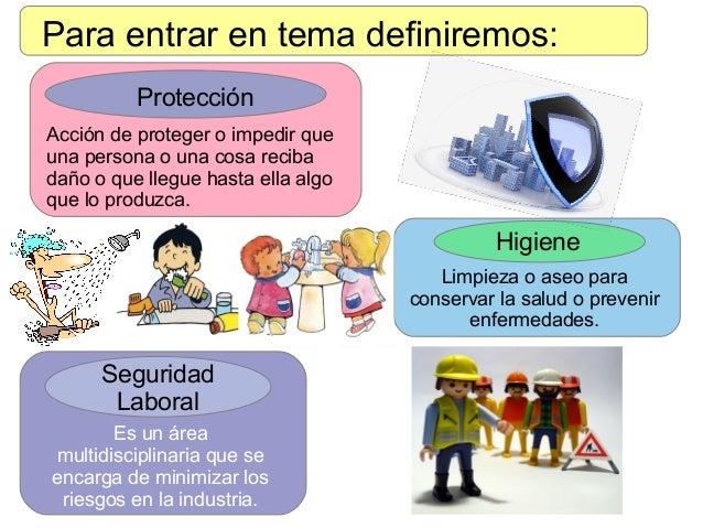 Para entrar en tema definiremos: Protección Acción de proteger o impedir que una persona o una cosa reciba daño o que lleg...