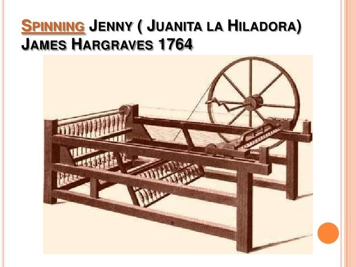 inventos tecnologicos de la revolucion industrial
