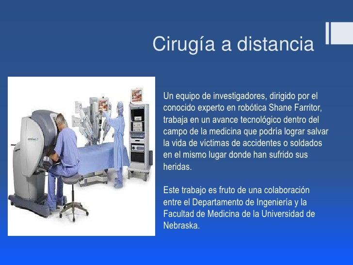inventos tecnologicos en la medicina