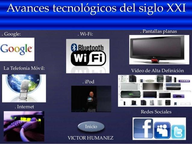 inventos tecnologicos e informaticos