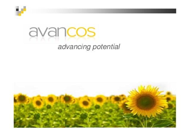 advancing potential