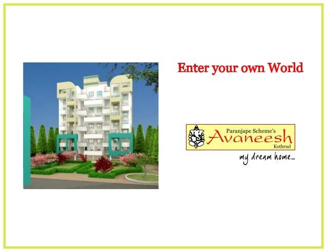 Paranjape Avaneesh- Premium Residential Properties Kothrud Pune-Kothrud Real Estate- Pune Propertius Kothrud – Pune Builders