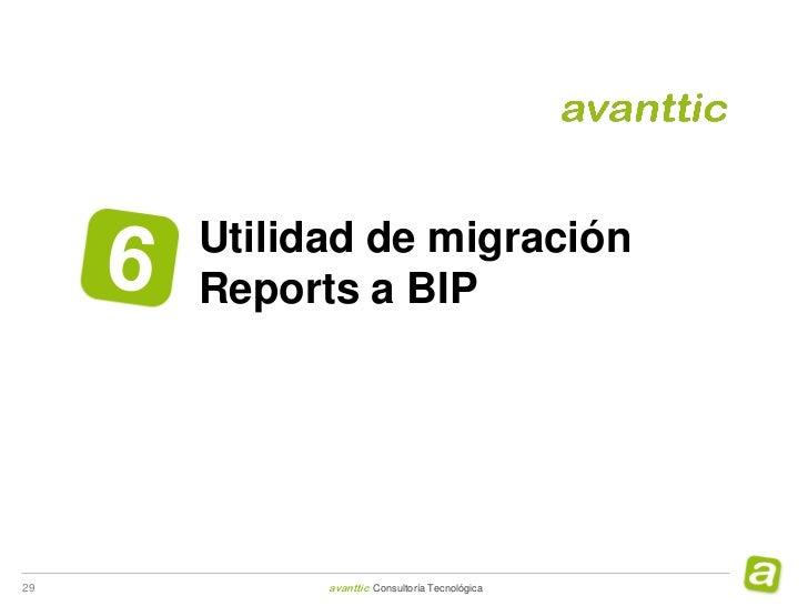 avanttic webinar BI Publisher 20120927