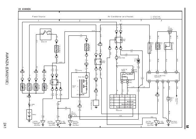 avanza wiring diagram rh slideshare net Commando Alarms Wiring Diagrams wiring diagram alarm mobil avanza