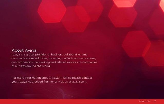 Avaya Ip Office Phone