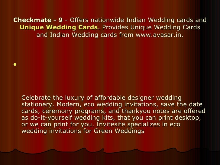 Wedding invitation cards wedding cards 4 checkmate 9 offers nationwide indian wedding cards solutioingenieria Images
