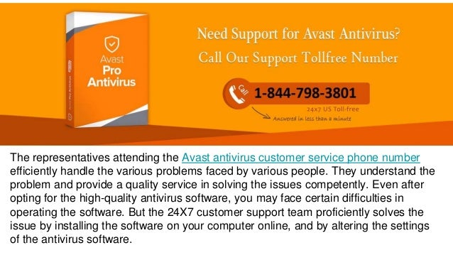 avast usa contact number