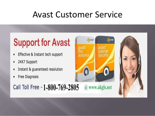avast customer support 800 number