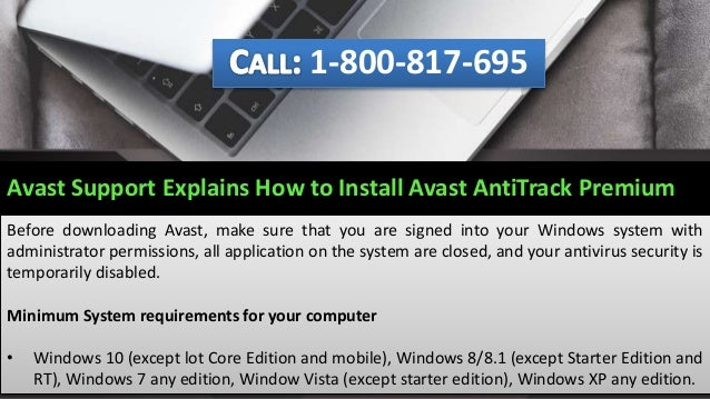 does avast work with windows vista