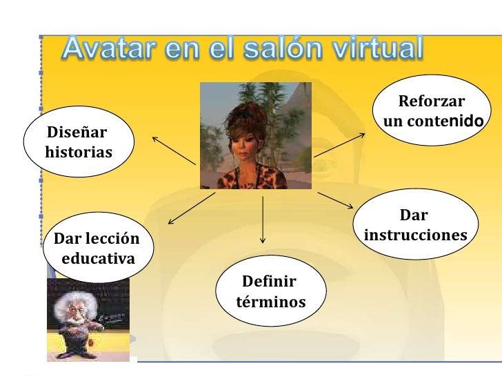 Fomenta la interacción y colaboración entre   </li></ul>    personas,<br /><ul><li>   Diseñan simulaciones de nuevos mo...