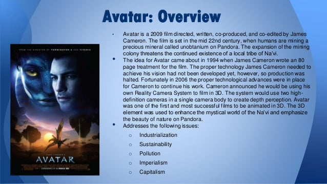 Avatar (2009) Slide 3