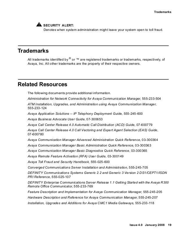 avaya site administrator rh slideshare net avaya site administration reference guide avaya site administration installation guide