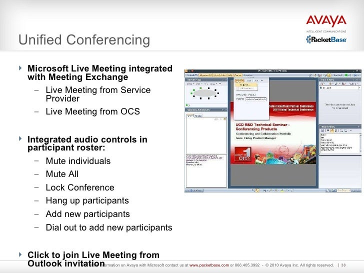 conferencing exchange meeting microsoft participant provider Your audio conferencing provider for microsoft lync online microsoft certified exchange 2010 a participant can join a lync online meeting via telephone.