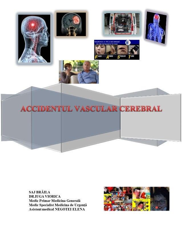 1 | P a g e CUPRINS: I. INTRODUCERE. DEFINITIE. CLASIFICARE. ETIOLOGIE…………………….pag.2 - Anatomia circulatiei cerebrale – No...