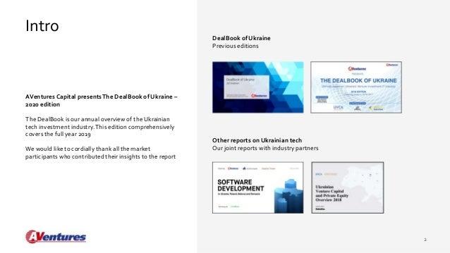 AVentures DealBook 2020 Slide 2