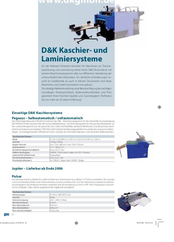 Avd Laminiersysteme