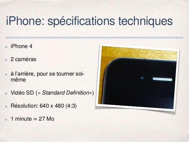 Avec pas de caméscope Slide 2