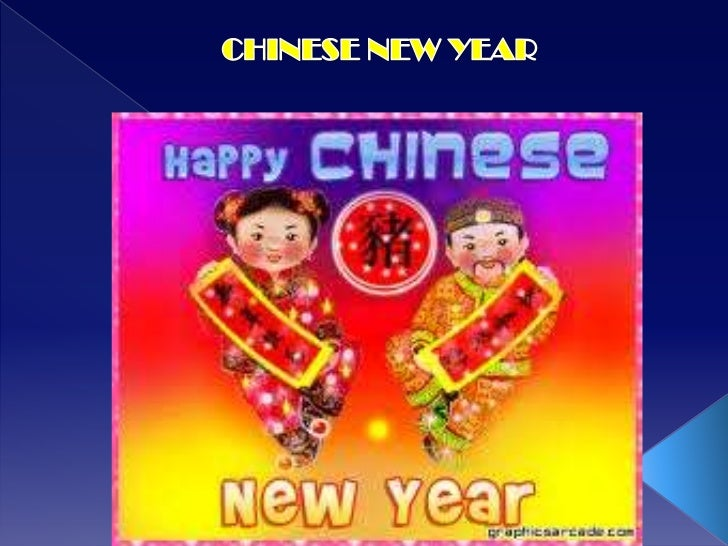 o   Chinese New Year is the most important    Chinese holiday.o   Chinese New Year 2012 is on the 23rd of    January.o   I...