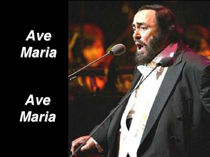 Ave Maria<br />Ave <br />Maria<br />