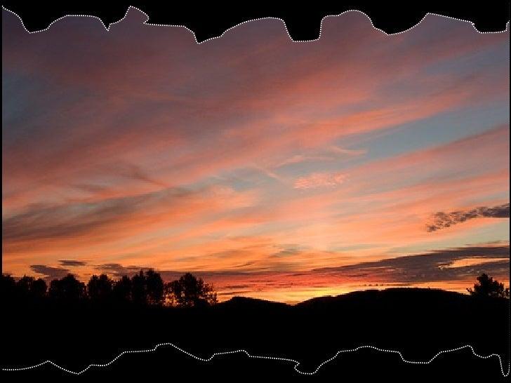Ao reponte do sol que descamba,o dia se aprochega do arremate.