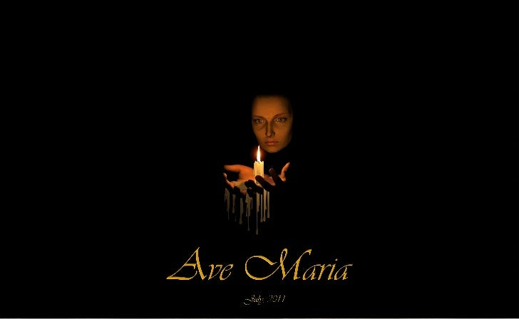 Music: Schubert - Ave Maria<br />All Rights Reserved over the work in PowerPoint<br />by<br />www.slideshare.net/doinapp <...