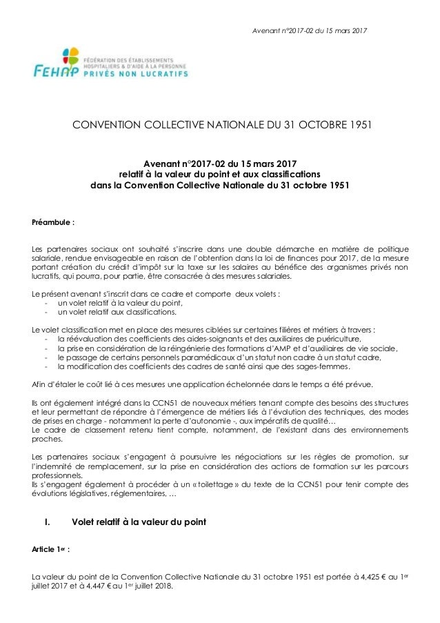Idcc 29 Valeur Du Point Et Classifications Dans Le Medico Social Non