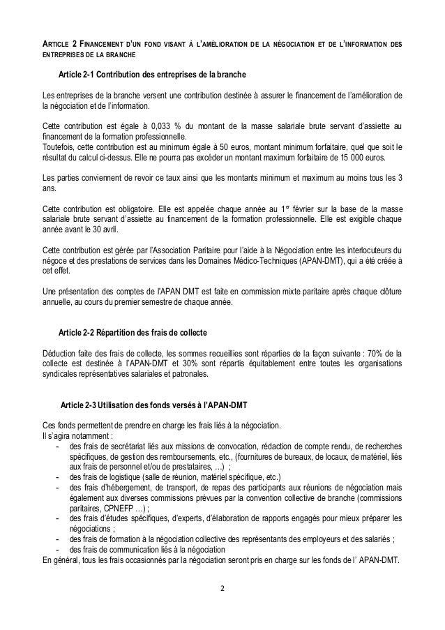 Idcc 1982 Avenant Du 17 Mars 2016
