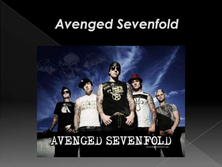 AvengedSevenfold<br />