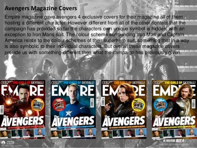 Avengers Build up to #2  After Avengers Assemble, Marvel  concluded that their 'Phase 1' of  the series was complete and t...