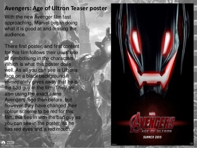 Avengers Teaser Trailer #1  2 years before the movie was even  due to be out in cinemas and  Marvel have already dropped a...