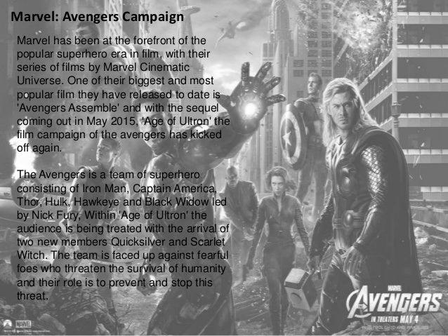 Avengers Slide 2