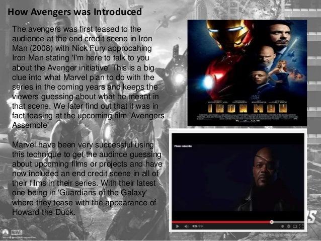 Avengers Slide 3