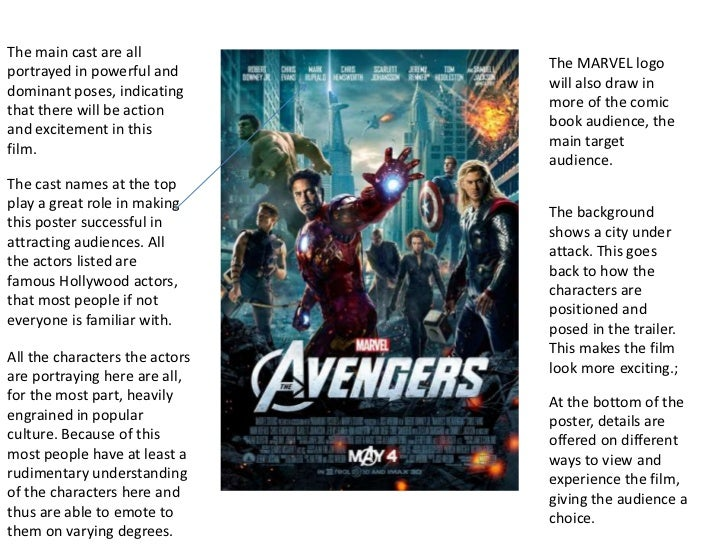 an analysis of the contemporary hollywood film the avengers essay Representation of women in action films essay - throughout time much has been said about the film roles of women everyone from scholars to bloggers has an opinion on the significance in society of how women on the big screen are portrayed.