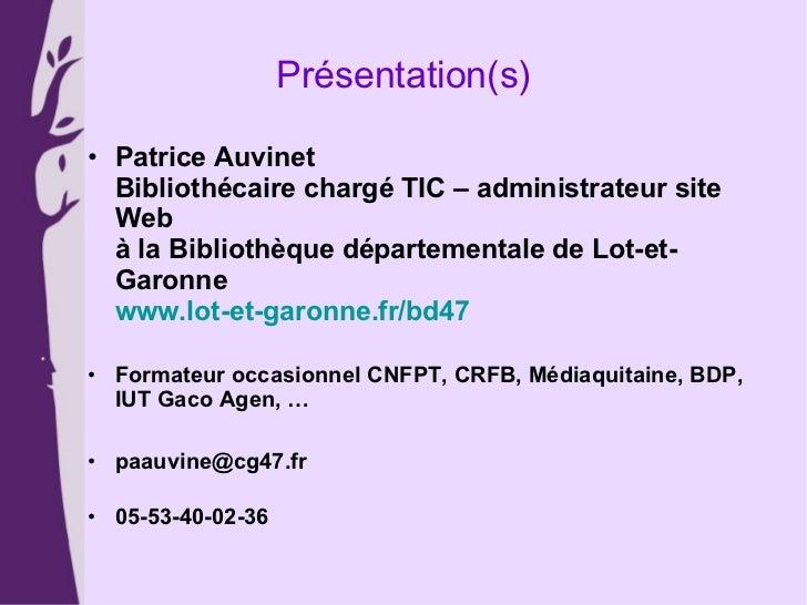 Avenir bib biarritz Slide 3