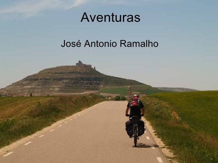 Aventuras José Antonio Ramalho