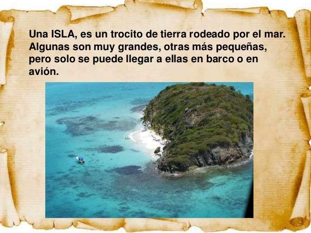 Cuando los piratas se hacían con un buen botín, solíanviajar hasta alguna isla desierta para ocultar su tesoro.Hacían un m...